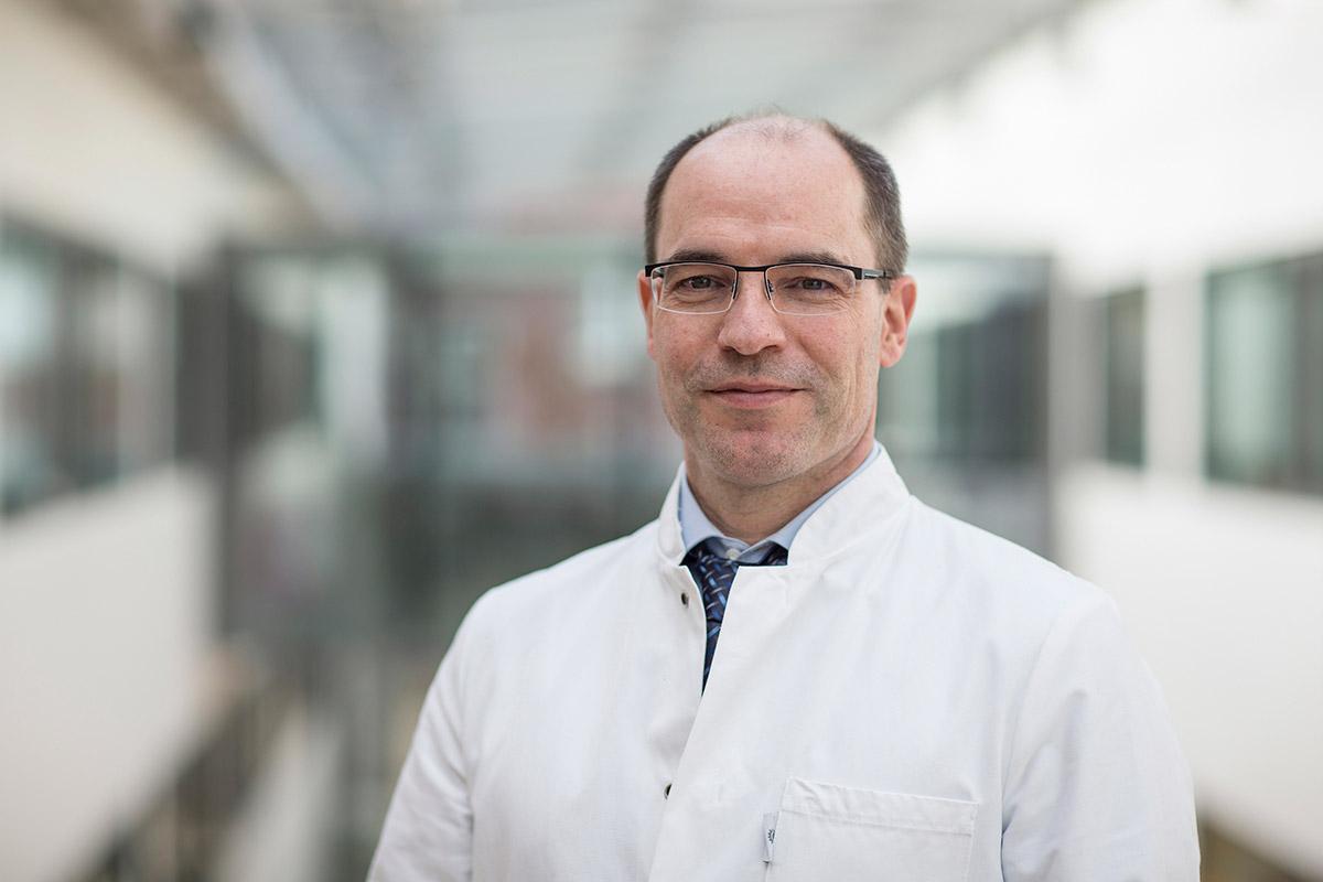 Univ.-Professor Dr. med. Oliver Ritter