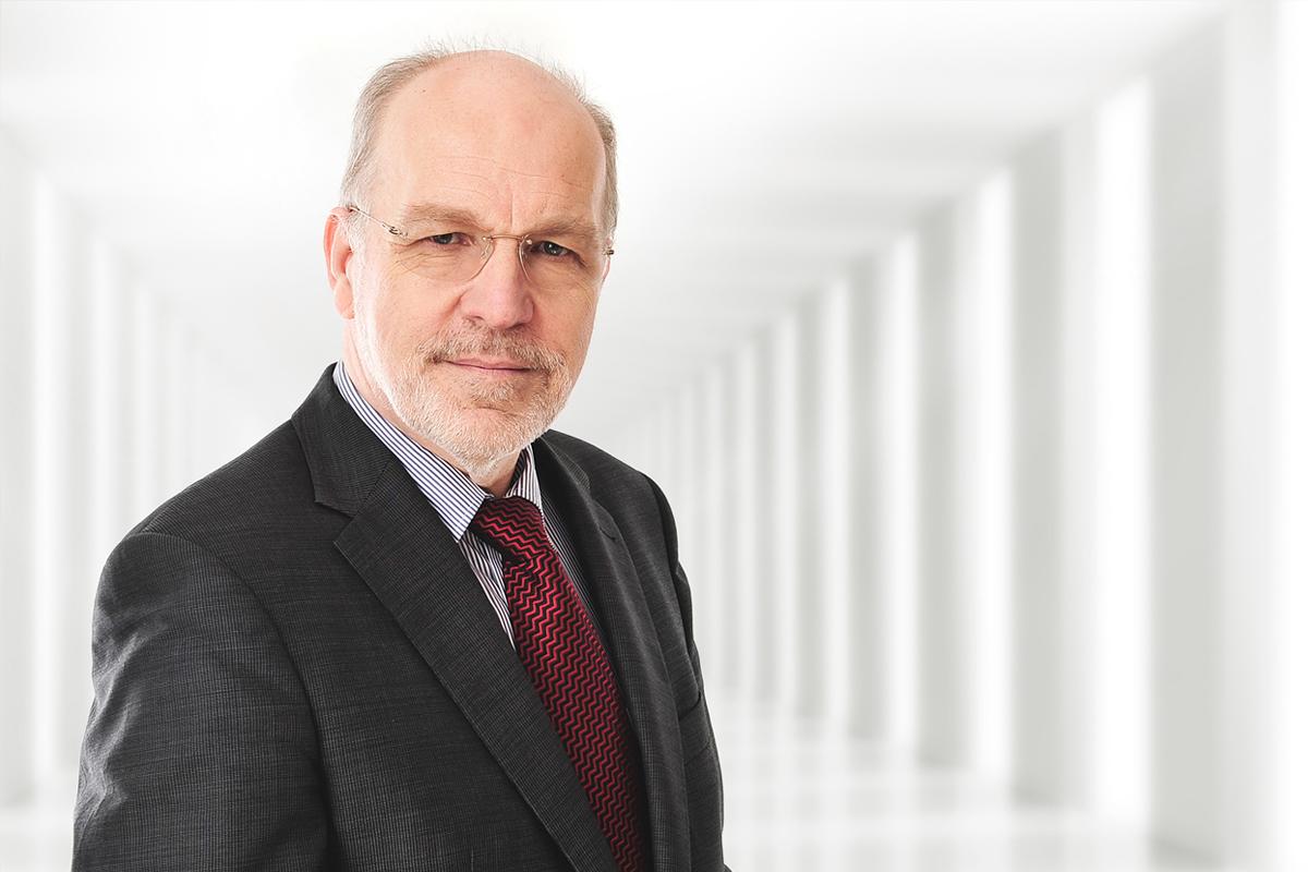 Univ.-Professor Dr. med. Oliver Ritter, Direktor Herzmedizin EFVM